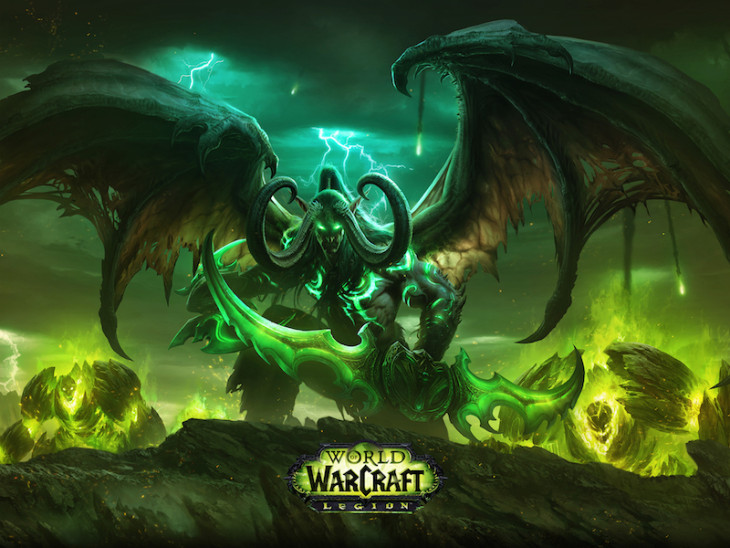 World of Warcraft Announcement