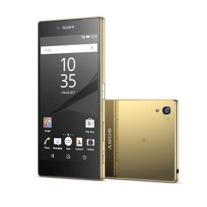 Xperia Z5 Premium in Gold