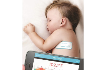 Blue Spark Technologies - TempTraq Wireless Thermometer