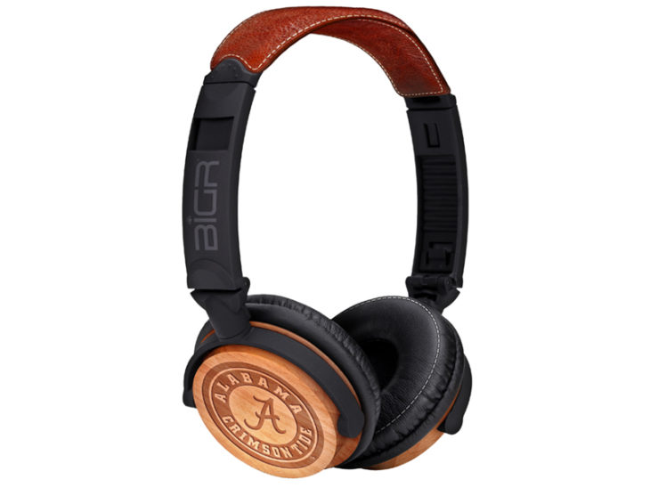BiGR headphones