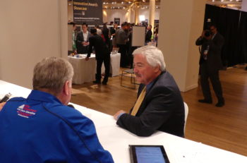 Holland Cooke At CES Unveiled NY 2016