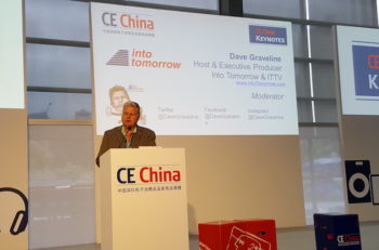 Dave at CE China