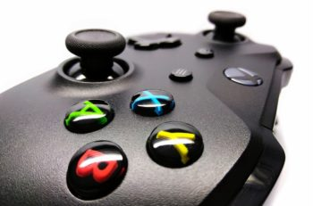 Xbox Gamepad Controller Gaming  - headup222 / Pixabay
